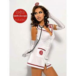 Emergency dress+stetoskop WYSYŁKA GRATIS