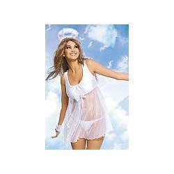 Angel kostium - biały