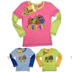 Scooby- doo i Kotki - bluzka z długim rękawem - 46072-S