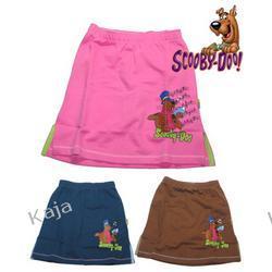 Spódnica dziewczęca - SCOOBY-DOO - Śpiewak - 36043- S