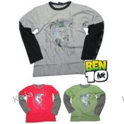 BEN- 10 -Wilkołak -Bluzka z długimi rękawami-33617