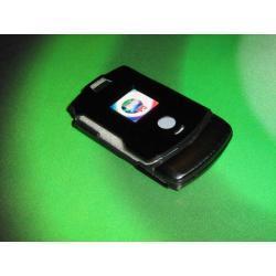 Alucase Motorola V3/V3i ### Aluminiowy Czarny