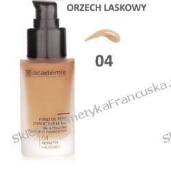 NOWOŚĆ!!! Regenerujący podkład, kolor ORZECH LASKOWY 04 - Fond De Teint Soin Regenerant Kremy na dzień