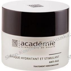 NOWOŚĆ ! Maska bankietowa anty-age 2w1  Academie - Masque Hydratant et Stimulant Anti-Age Kremy na dzień