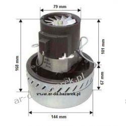 Silnik ssący 230V/1200W