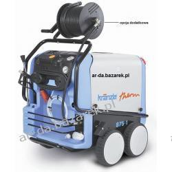 Myjka ciśnieniowa ciepłowodna KRANZLE Therm 875-1 Automaty szorujące
