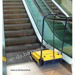 Urządzenie do sprzątania ruchomych schodów TRUVOX Cimex X-46 Myjki ciśnieniowe