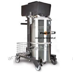 Odkurzacz zasilany sprężonym powietrzem BKF DUTY Medium Pneumatico INOX Odśnieżarki i pługi