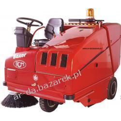 Zamiatarka zasilana silnikiem benzynowym i gazem RCM Boxer SK Dual Fuel Zamiatarki