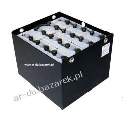 Bateria kwasowa Hawker - 36 V / 450 Ah Automaty szorujące