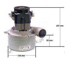 Silnik AMETEK do odkurzacza centralnego - 230 V/1760W