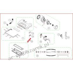 Pasek napędowy do odkurzacza kolumnowego Truvox VUV-QD Myjki ciśnieniowe