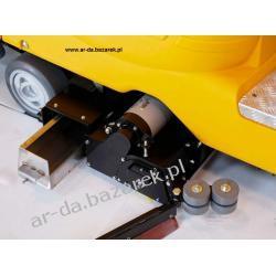 Zmywarka do posadzek ADIATEK Coral 70 BS - 24 Volt, szczotki cylindryczne Automaty szorujące