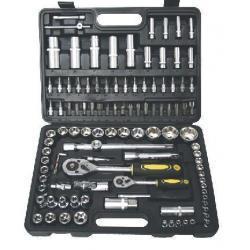 komplet kluczy nasadowych  108 elementów
