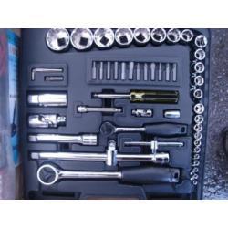 zestaw kluczy nasadowych Stanley 52el
