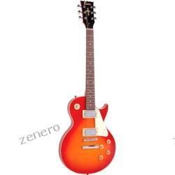 Gitara elektryczna E99CSB typ Les Paul