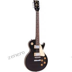 Gitara elektryczna E99BLK typ Les Paul