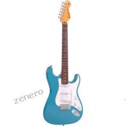 Gitara elektryczna E6BLU typ STRAT