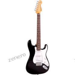 Gitara elektryczna E6BLK typ STRAT
