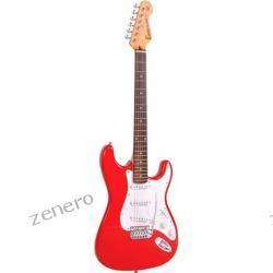 Gitara elektryczna E6RED typ STRAT