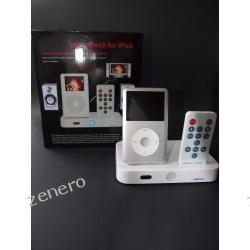 Domowa stacja dokująca do iPod biała