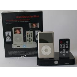 Domowa stacja dokująca do iPod czarna