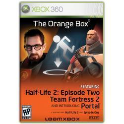XBOX360 HALF LIFE THE ORANGE BOX