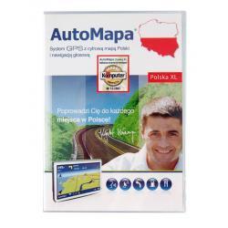 AutoMapa XL (Mapa Polski)