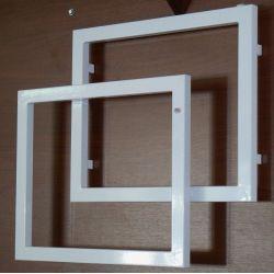 Grzejnik ozdobny TERMAL Świetlik DESIGN  biały