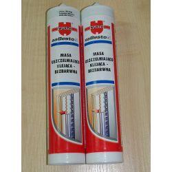 Uszczelniacz akrylowy biały WURTH saBesto 310 ml