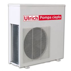 Pompa ciepła powietrze - woda ULRICH HPW HITPump Wasser