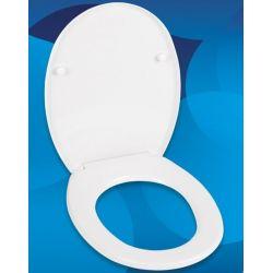Deska twarda antybakteryjna WC Kaskada