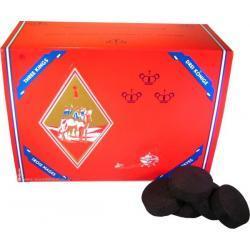 Tradycyjny węgiel do kadzideł 100 sztuk a 33 mm średnicy - do spalania olibanum i ziół