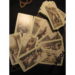 Tarot da Vinci karty na prezent magia poświęcone