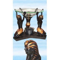 Lampa zapachowa do olejków eterycznych - Tut Ench Amun - wykonana ręcznie
