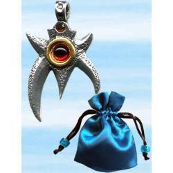 Anemone - poświęcony amulet z Atlantydy pomaga w transformacji, potrafi zdziałać cuda
