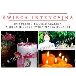 Rytuał 11.1.2018 - świeca intencyjna, by spełnić Twoje marzenia i usunąć problemy 1 świeca = 1 intencja - rytuał wykonuje osobiście Maria Bucardi Nieskategoryzowane