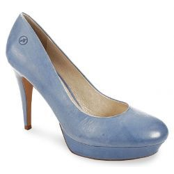 BRONX pantofle blue