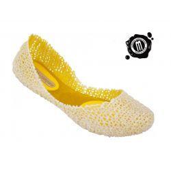 MELISSA + CAMPANA *PAPEL* yellow glitter