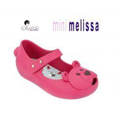 MINI MELISSA *BEAR* pink