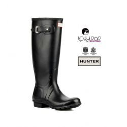 HUNTER kalosze *original tall* black