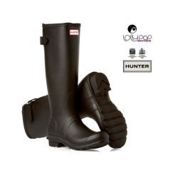 HUNTER kalosze *adjustable* black