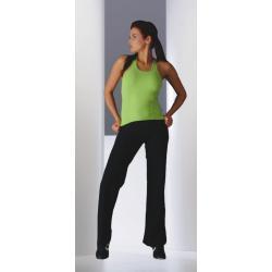 Koszulka do fitness MILENA- ZIELONY rozmiar S