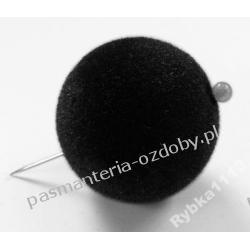 KORALIKI ZAMSZOWE- KULA 16 mm -3 sztuki / 8 kol. Szopki i stroiki