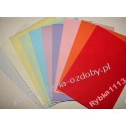KOLOROWE KOPERTY C6  16,2 x 11,5 cm(11 kolorów) Akcesoria