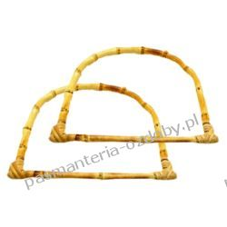 Ucha bambusowe 14x18cm / para Torebki i portmonetki