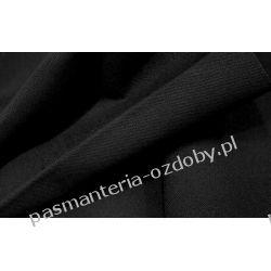 ŁATA MATERIAŁ TERMOPRZYLEPNY 17x45cm czarny Szklane zwykłe