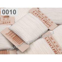 Nici Przędza do cerowania100% bawełna k. biały Nici