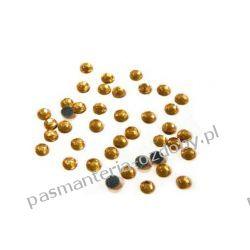 DŻETY termoprzylepne SS10 3 mm -1g (80szt) - złoty