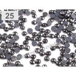DŻETY termoprzylepne SS10 3 mm -1g (80szt) - hematyt